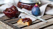 Recette de Candice : Confiture sensuelle de figues et prunes à l'agar agar