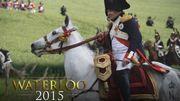 Du 18 au 21 juin 2015, Napoléon sera incarné par Frank Samson