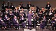 La Musique Royale de la force aérienne en concert ce vendredi 4octobre à Bruxellles
