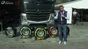 C1, C2, C3, C4, C5... C'est moins compliqué de s'y retrouver avec les nouveaux pneus en F1