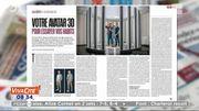 Zalando achète 5 cabines d'essayage 3D à une startup belge !