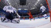 """Les Russes battent sèchement les Américains dans le """"glassico"""" à Pyeongchang"""