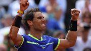 Nadal, roi de l'ocre, remonte sur son trône et s'offre la decima à Roland Garros