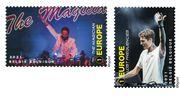 Les nouveaux timbres de bpost mettent à l'honneur The Magician et Los Frequencies nos DJ de Tipik Party