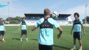 Witsel et Lombaerts ont repris l'entraînement avec le Zenit