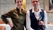 """Manon Schenck sacrée """"jeune chef"""" par le Guide Michelin."""