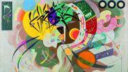 """""""De Kandinsky à Pollock"""": les collections de Solomon et Peggy Guggenheim à Florence"""