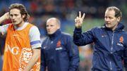 Daley Blind va déjà égaler le nombre de sélections de son père avec les Pays-Bas