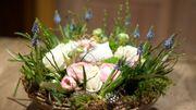 Des chambres d'hôtes entourées de multitudes de roses