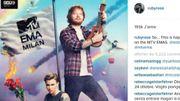 Ed Sheeran et Ruby Rose présenteront les MTV EMA à Milan