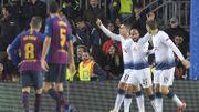 Tottenham qualifié après son partage au Barça de Vermaelen, l'Inter 3e du groupe