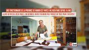 """Dominique Detry, fonctionnaire : """" Je touche au moins 2500 euros par mois pour ne rien faire ! """""""