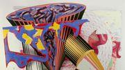 Frank Stella, star du nouveau Whitney Museum de New York