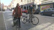 Tournai: ils livrent gratuitement à vélo pour soutenir le commerce local