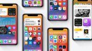 iOS 14, iPadOS 14, tvOS 14 et watchOS 7 seront disponibles dès 19h