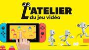 "Nintendo lance son ""atelier du jeu vidéo"""