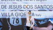 Flanders International Team Challenge : Nina Derwael remporte l'or aux barres asymétriques grâce à un score de 14.900