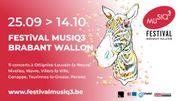 Festival Musiq3 Brabant wallon, le retour de la fête!
