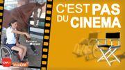 """Barbara Minneci, cavalière belge médaillée, nous parle de handicap à travers le film """"Intouchable"""""""