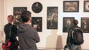Une expo fantasmagorique au Centre Culturel Jacques Franck!