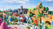 Le parc Super Nintendo World se dévoile en vidéo