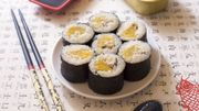 Recette: Makis maquereau orange