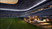 Insolite : Le Bayern propose une chambre… sur la pelouse de son stade