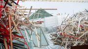"""La réparation de """"The Passenger"""" d'Arne Quinze à Mons devrait être terminée lundi"""