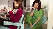 Jared Leto et Lana Del Rey au top du glamour vintage dans un spot pour Gucci