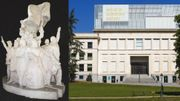 L'histoire de la démocratie en quelques objets symboliques, à la Maison de l'Histoire européenne
