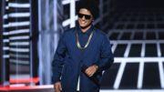 Le funk de Bruno Mars met l'ambiance à Werchter Boutique