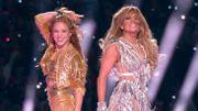 Jennifer Lopez (et sa fille de 11 ans) et Shakira ont assuré le show à la mi-temps du Super Bowl