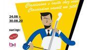 Le festival Classissimo aura bien lieu en2020 en version live et virtuelle