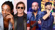 """Voulzy, Souchon, Dutronc, Iglesias: quatre """"fils de"""" incontournables cet été et à la rentrée"""