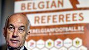 David Ellary, directeur technique du tout puissant International Football Association Board (IFAB)
