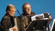 La légende de l'accordéon Marcel Azzola, accompagnateur de Brel, est décédé