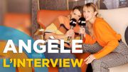 Angèle parle à Bénédicte Deprez de son incroyable année