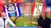 Le Standard et Anderlecht vont-ils rencontrer leurs objectifs en fin de saison? Eby Brouzakis tente de répondre à la question