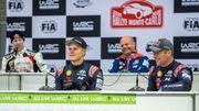 Loeb et Tanak, deux Champions du Monde ambitieux aux côtés de Neuville