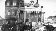 Le tram 27 en 1945