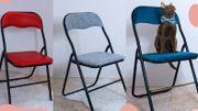 Fais-le: Relooker des chaises hypers moches à sa façon