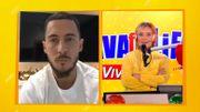 Viva for Life: Eden Hazard espère une meilleure année2021 et se mobilise une nouvelle fois avec Michel Lecomte