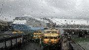 Déluge à Sydney: l'équivalent d'un mois de pluie en quelques heures
