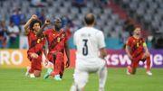 Angleterre: pour Lukaku, le football doit faire plus pour combattre le racisme
