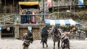 Le metteur en scène du spectacle des Remparts se fait poignarder par une dague médiévale