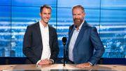 Patrick Weber et Sébastien Pierret, les nouveaux visages de l'actualité du week-end sur VivaCité