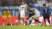 L'Allemagne tient tête à la France dans le 1er choc de la Nations League