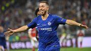 """Il y a un an, Eden Hazard s'offrait Arsenal, l'Europa League et des """"adieux en or"""""""