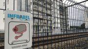 SNCB: une première barrière intelligente pour empêcher les intrusions sur les voies