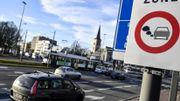 Au premier janvier2020, 47.000 véhicules pourraient être exclus du territoire bruxellois